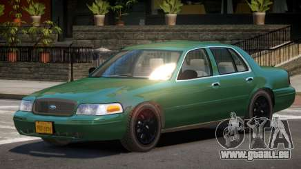 Ford Crown Victoria CL pour GTA 4