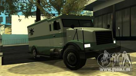 Palissade SA Style pour GTA San Andreas