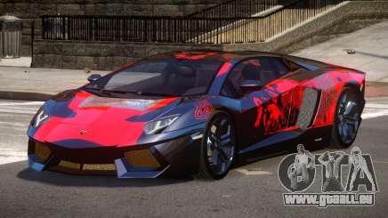 Lamborghini Aventador LP700 RP PJ1 pour GTA 4