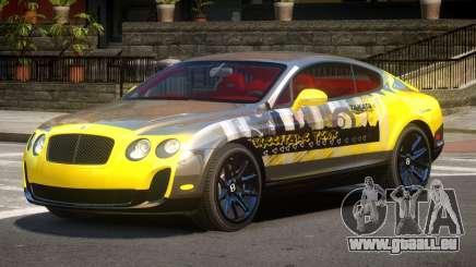 Bentley Continental RT PJ3 für GTA 4