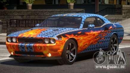 Dodge Challenger GT 392 PJ3 pour GTA 4