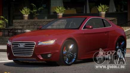 Audi S5 CSB pour GTA 4