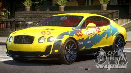 Bentley Continental RT PJ1 pour GTA 4