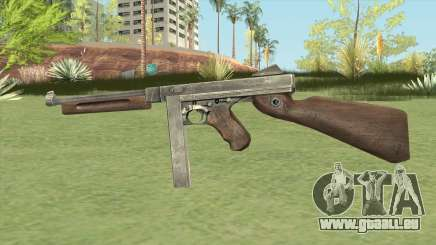 Thompson M1A1 (Mafia 2) für GTA San Andreas