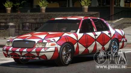 Ford Crown Victoria R-Tuned PJ2 für GTA 4