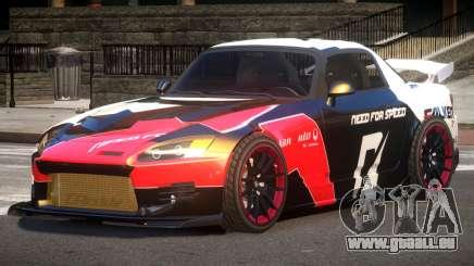 Honda S2000 GEN PJ3 für GTA 4