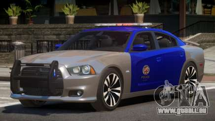 Dodge Charger TDI Police für GTA 4