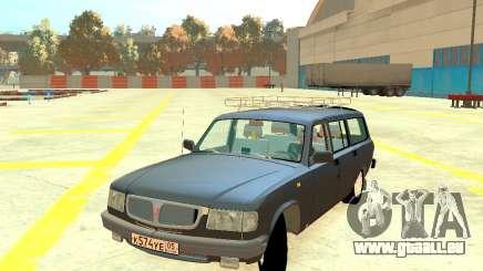 GAZ-310221 Universelle pour GTA 4