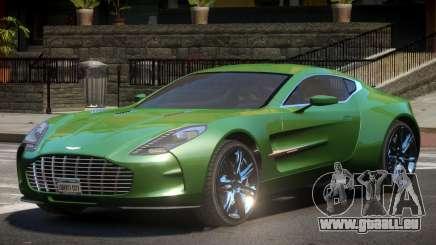 Aston Martin One-77 LS für GTA 4