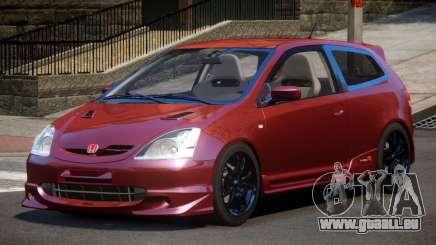 Honda Civic Type R-Tuned pour GTA 4