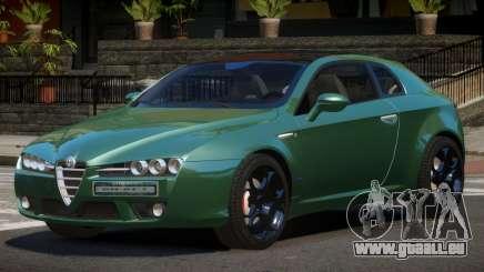 Alfa Romeo Brera LT pour GTA 4