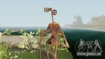 Siren Head für GTA San Andreas
