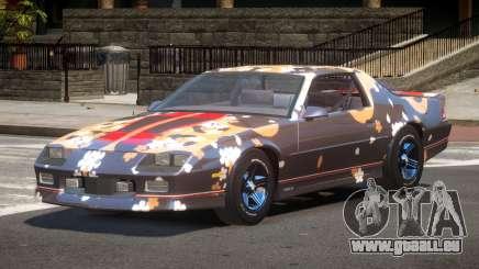Chevrolet Camaro IR PJ2 für GTA 4