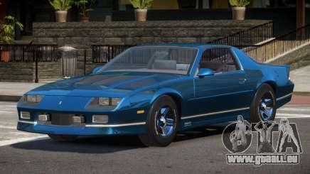 Chevrolet Camaro IR für GTA 4
