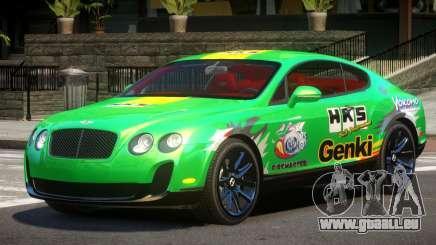 Bentley Continental RT PJ5 pour GTA 4
