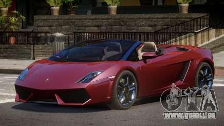 Lamborghini Gallardo LP560 RS pour GTA 4