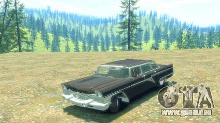 GAZ 13 Chaika pour GTA 4