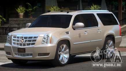 Cadillac Escalade E-Style pour GTA 4