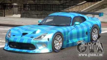 Dodge Viper SRT L-Tuning PJ5 pour GTA 4