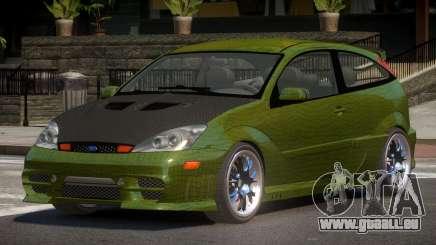 Ford Focus SVT R-Tuning PJ4 für GTA 4