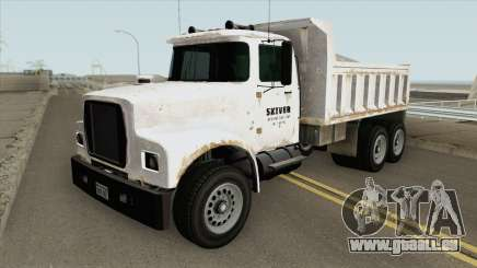 Brute Tipper (II) GTA V pour GTA San Andreas