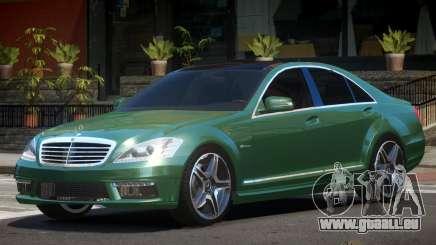 Mercedes Benz S63 DC pour GTA 4