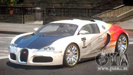Bugatti Veyron 16.4 S-Tuned PJ6 für GTA 4