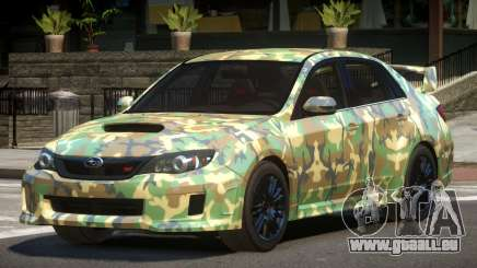 Subaru Impreza S-Tuned PJ1 für GTA 4