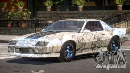 Chevrolet Camaro IR PJ6 für GTA 4