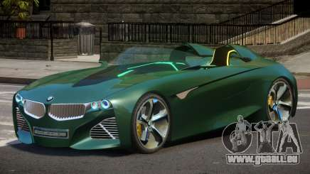 BMW Vision RGB für GTA 4