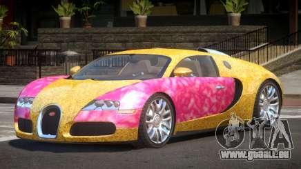 Bugatti Veyron 16.4 RT PJ6 für GTA 4