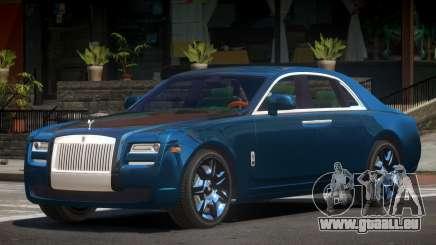 Rolls Royce Ghost RP pour GTA 4
