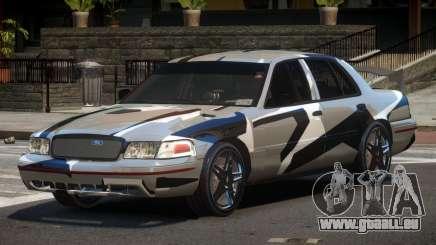 Ford Crown Victoria R-Tuned PJ6 für GTA 4