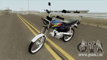 Honda WIN 100 für GTA San Andreas