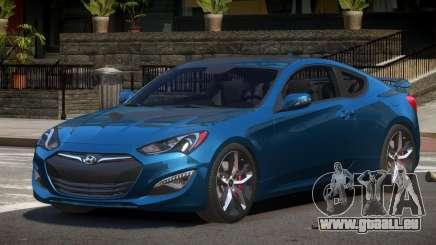 Hyundai Genesis RT für GTA 4