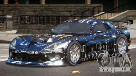 Dodge Viper SRT L-Tuning PJ4 pour GTA 4