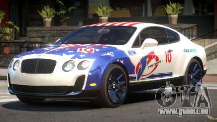 Bentley Continental RT PJ6 pour GTA 4