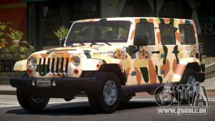 Jeep Wrangler LT PJ2 pour GTA 4