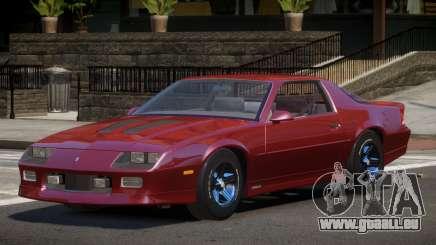 1989 Chevrolet Camaro LS für GTA 4