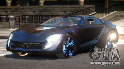 Bertone Mantide ST pour GTA 4