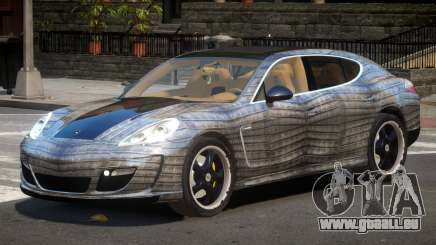 Porsche Panamera ML PJ2 pour GTA 4