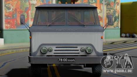 KAZ 608 Traktor für GTA San Andreas
