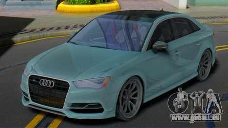 Audi S3 8V pour GTA San Andreas