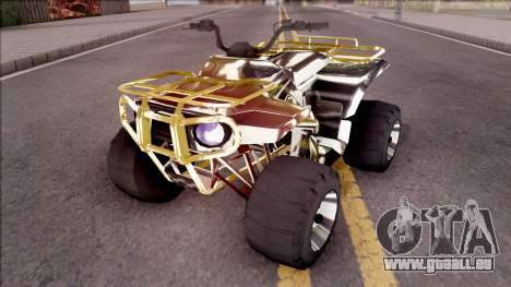 Quad pour GTA San Andreas