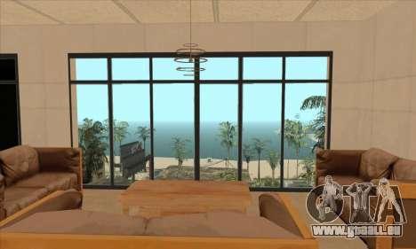 Rodéo HotelRoom pour GTA San Andreas