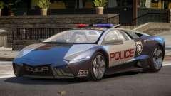 Lamborghini Reventon MS Police
