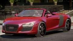 Audi R8 SR