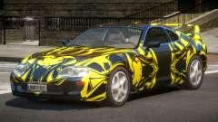 Toyota Supra G-Style PJ1 pour GTA 4