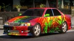 Toyota Chaser LR PJ6 für GTA 4