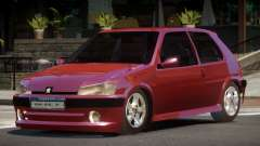 Peugeot 106 LT
